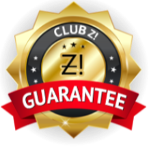 Club Z! Guarantee